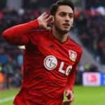1080p-Hakan Calhanoglu Leverkusen Hannover